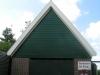 6.Vervangen topgevels garage van hout naar kunststof